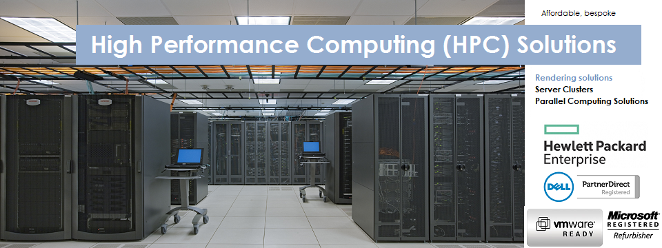 high performance computing - HPC solutions