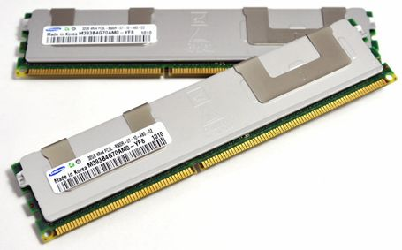 64GB PC3 ( 8X 8GB) Memory upgrade Kit for HP Proliant G6, G7 and G8 Servers