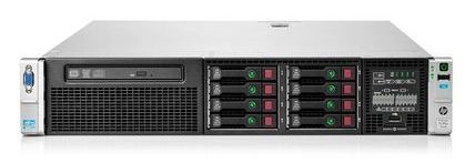 HP ProLiant DL380p Gen8 Server 2 x  Intel Xeon 10 Core  E5-2650L V2 96GB RAM 2 X SSD  VMWARE ESXI